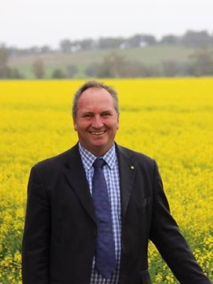Tampang Barnaby Joyce, Wakil PM Australia yang Akui Selingkuh