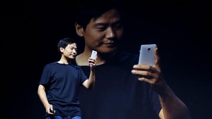 Foto: CEO Xiaomi Lei Jun