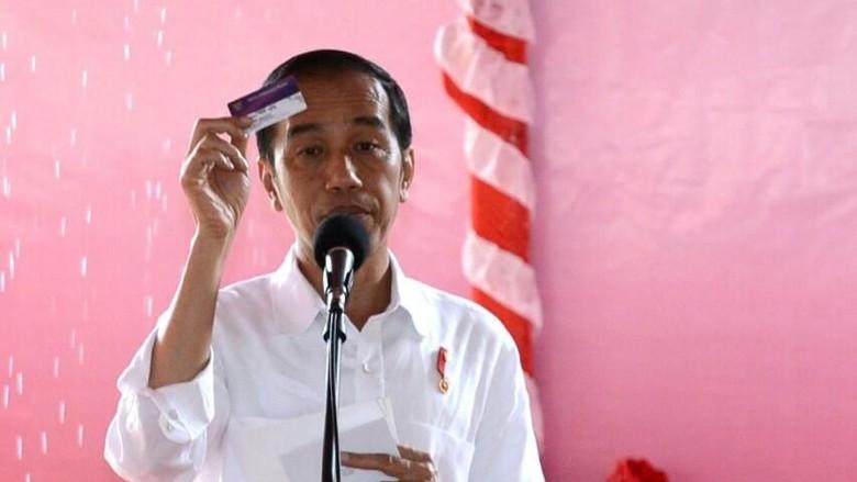 Jokowi Ingin Warga Tak Gunakan KIS, Ini Alasannya