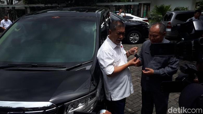 Besok Kampanye, Deddy Mizwar Kembalikan Rumah Dinas dan 2 Mobil