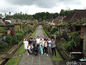 Keseruan Liburan ke Bali Bersama OPPO F5