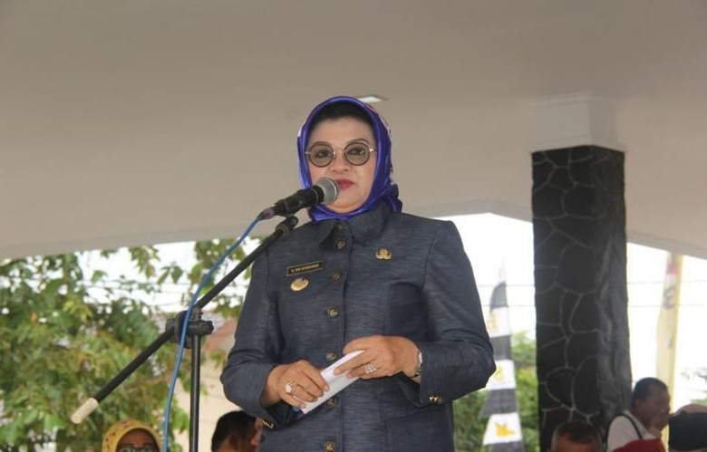 Bupati Imas Ditangkap KPK, Golkar: Tak Ditarik dari Pilbup Subang