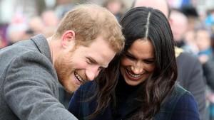Ini Pemeran Film Meghan Markle dan Pangeran Harry, Mirip?
