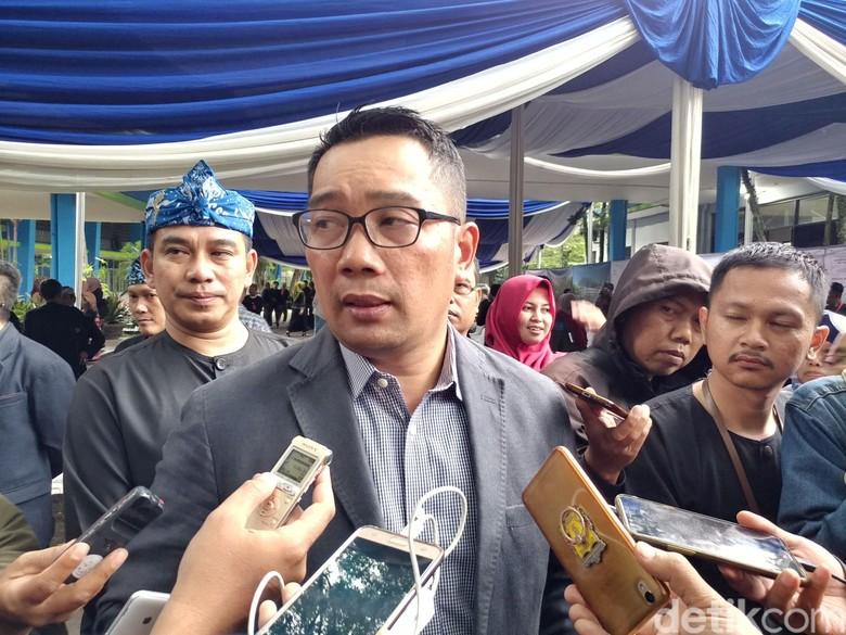 Ridwan Kamil Pastikan Taat Aturan KPU Soal Tempat Kampanye
