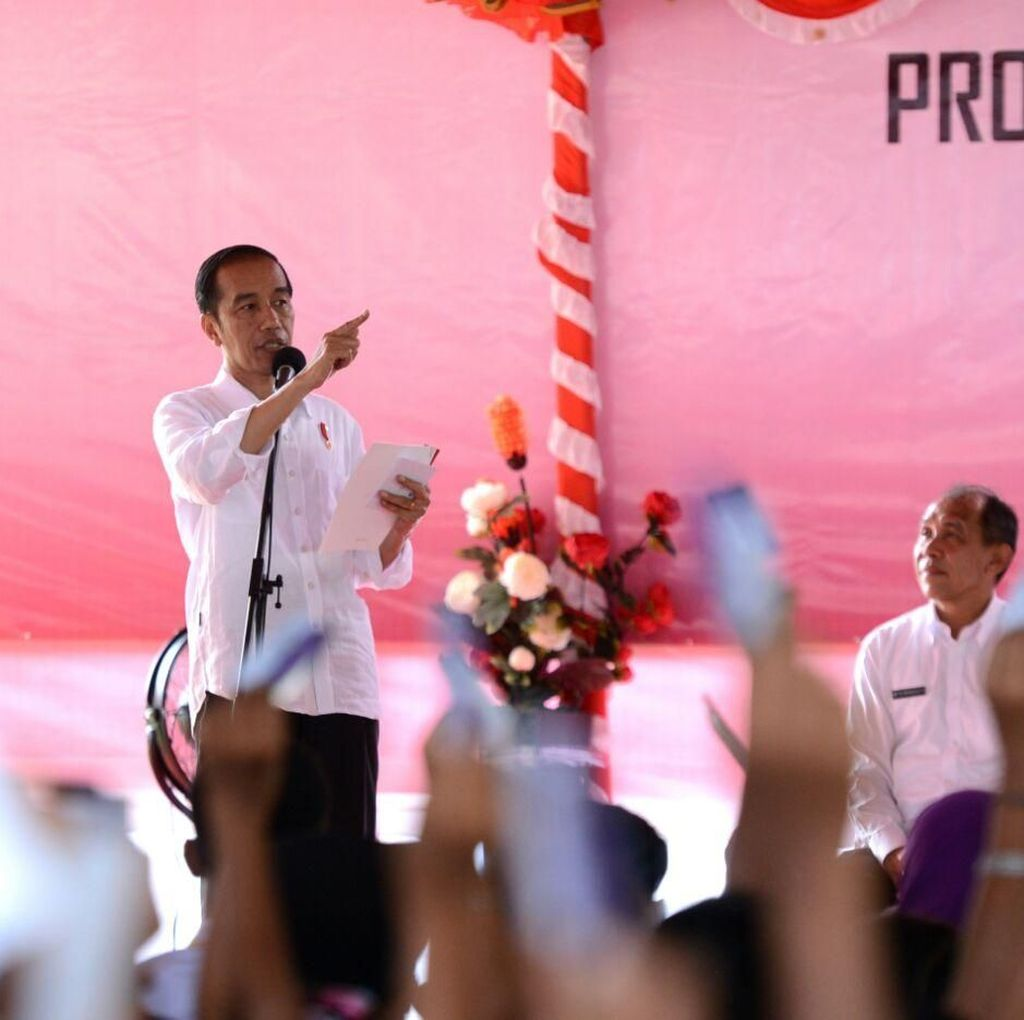 PKH Tahap Kedua Cair April, TKN Jokowi: Jangan Dituduh Politis