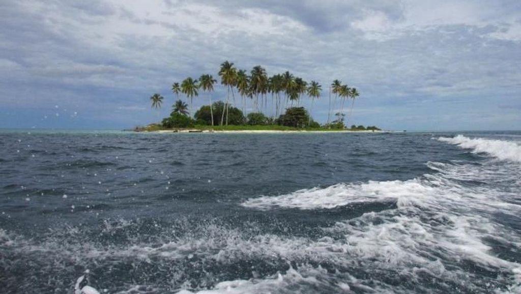 Sudah Tahu Pulau Spongebob di Indonesia?