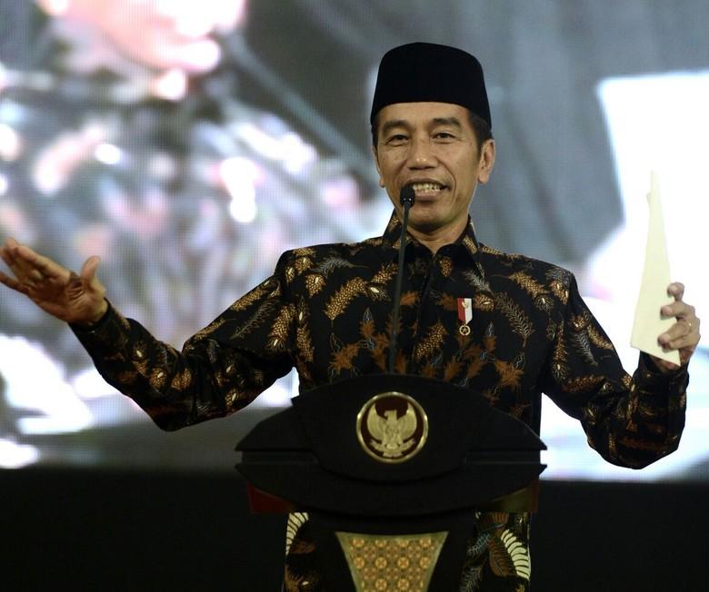 Soal Cawapres di 2019, Jokowi: Masih Panjang Sekali