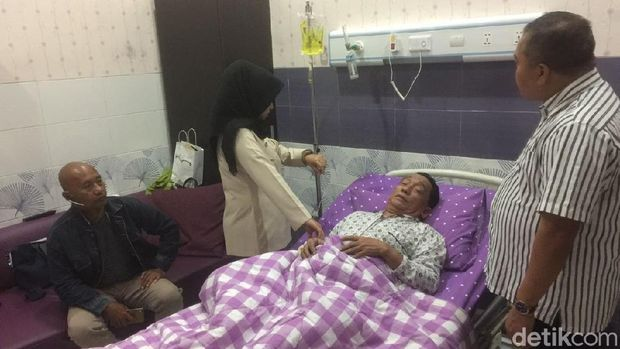 Sel Disegel KPK, Fuad Amin dan Cerita Singgah di Rumah Mewah