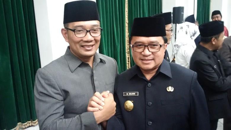 Ridwan Kamil Minta Pjs Wali Kota Lakukan Percepatan Lelang
