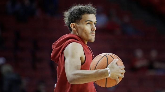 Trae Young (Foto: Brett Deering/Getty Images)