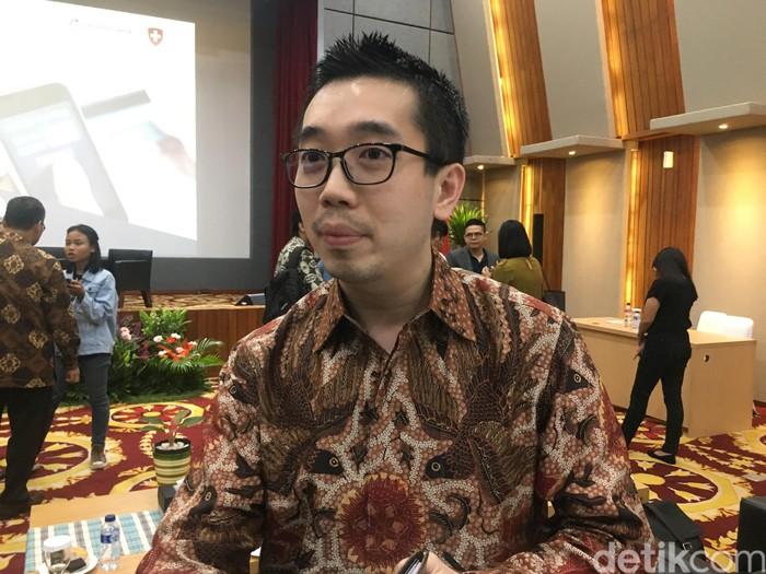 Danu Wicaksono. Foto: Agus Tri Haryanto/detikINET