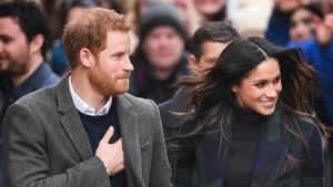 Harry dan Meghan Markle Disebut Langgar Tradisi Kerajaan