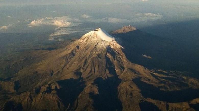Foto: Diplomat AS Tewas Saat Daki Gunung Tertinggi Meksiko