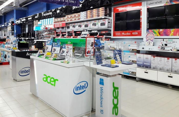 Foto: Diskon Laptop di Transmart Carrefour (Dok. Transmart Carrefour)