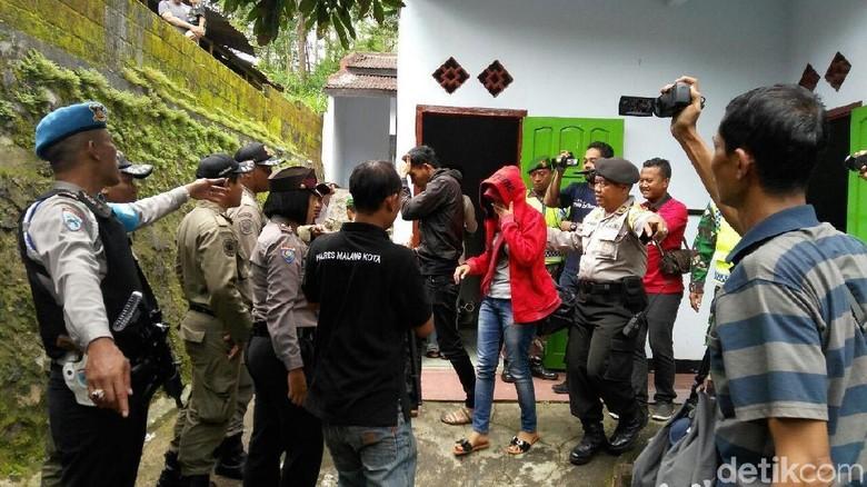 Empat Pasangan Bukan Suami Istri di Hotel Melati Diamankan Polisi