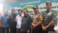 Pangdam dan Kapolda Ajak Ridwan Kamil-Uu Berkampanye Positif