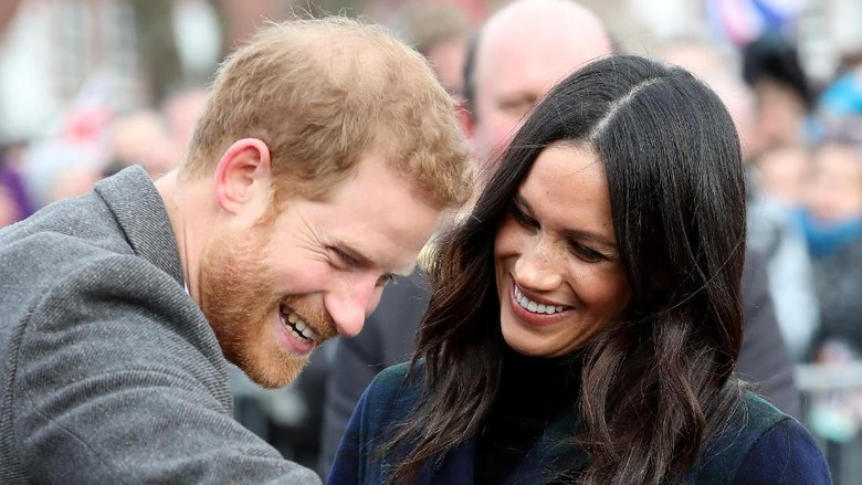 Foto: Pangeran Harry dan Meghan Markle (Chris Jackson/Chris Jackson/Getty Images)