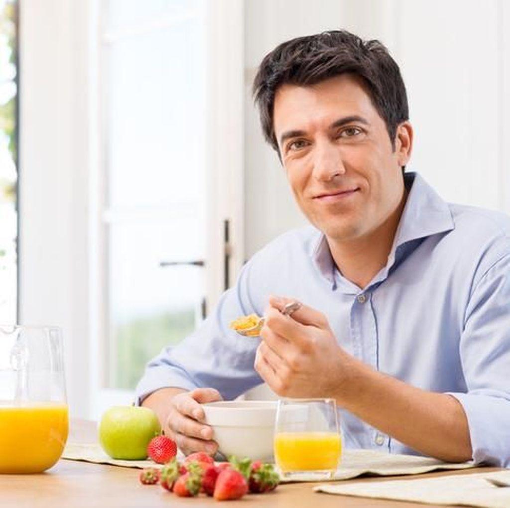 Agar Tetap Bugar Pria Perlu Rutin Konsumsi 5 Makanan Ini