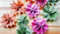 Aduh Cantiknya! Warna-warni Pasta Bentuk Bunga, Pita dan Unicorn dari Bahan Alami