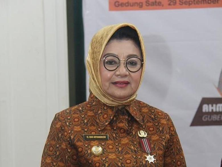 Bupati Imas Tambah Deretan Calon di Pilkada 2018 yang Kena OTT KPK