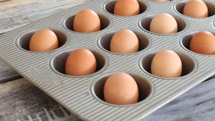 12 trik bikin telur rebus mulus