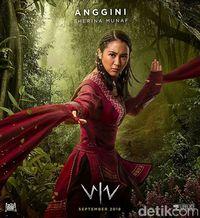 Sherina Munaf sebagai Anggini.