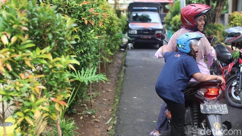 Suhartini dan Arief (Foto: Grandyos Zafna)
