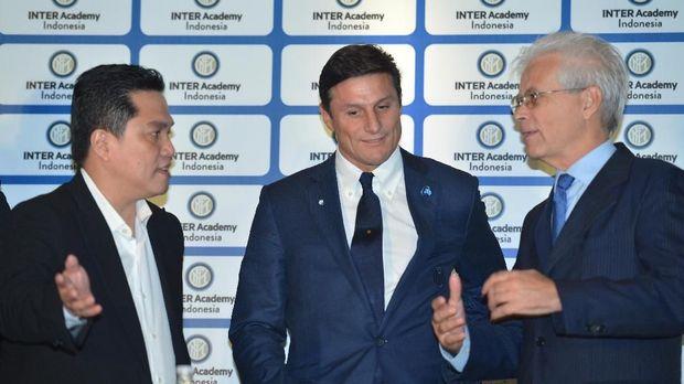 Inter Milan bekerja sama dengan Persib Bandung untuk mendirikan Inter Academy Indonesia.