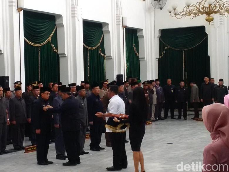 7 Pejabat Provinsi Jabar Dilantik Jadi Pjs Bupati dan Wali Kota