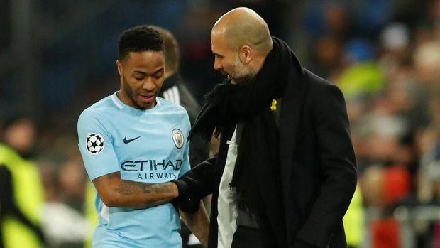 Pep Guardiola meminta para pemainnya untuk tampil serius di leg kedua meski sudah mengantongi kemenangan 4-0.