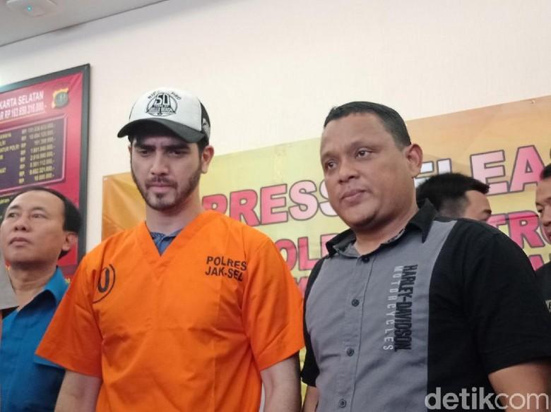 Polisi Intai Fachri Albar 3 Bulan Sebelum Penangkapan
