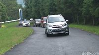 Usai Siksa BR-V, Honda Resmikan Rambu Lalin di Tanjakan Monteng