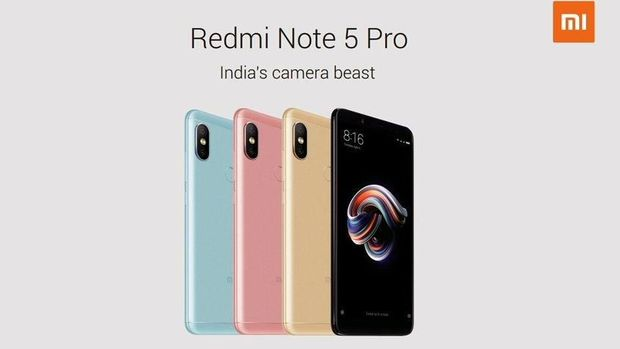 Terungkap Spek Lengkap Redmi Note 5 dan Redmi Note 5 Pro