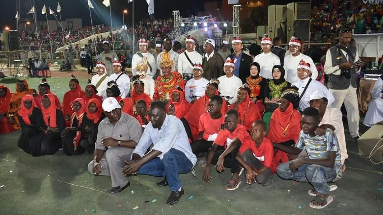 Promosi Wisata Indonesia di Sudan (dok KBRI Khartoum)