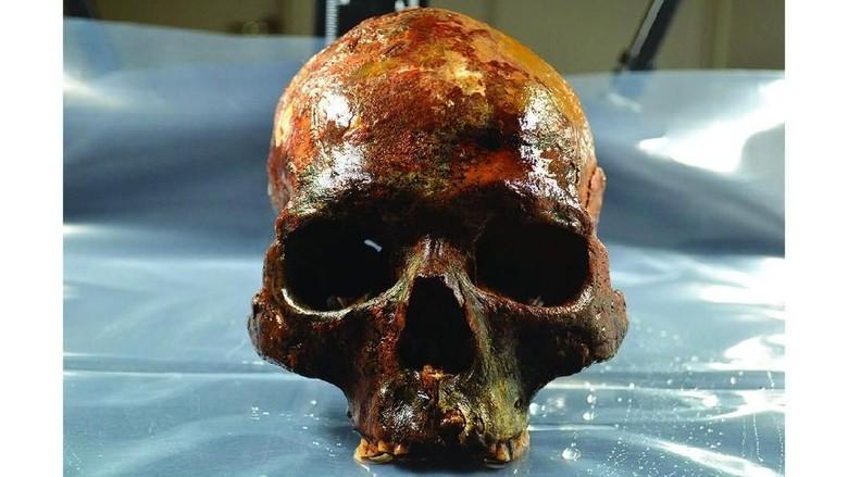 Tengkorak 8.000 Tahun Ditemukan di Bekas Danau Swedia