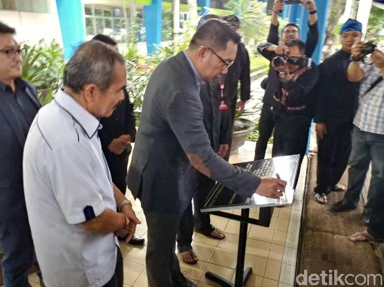 PDAM Bangun Instalasi Air Bersih Untuk Warga Bandung Selatan