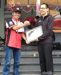 Ketua Baru Komunitas Calya Indonesia