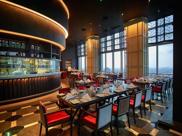 Foto: The Altitude Grill Jakarta