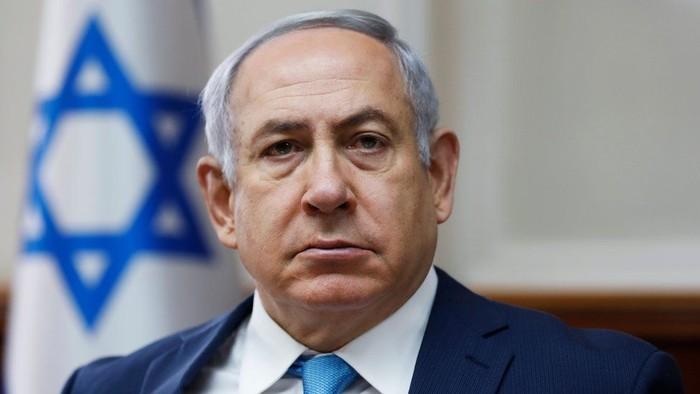 Foto: Benjamin Netanyahu, Perdana Menteri Israel  (BBC World)