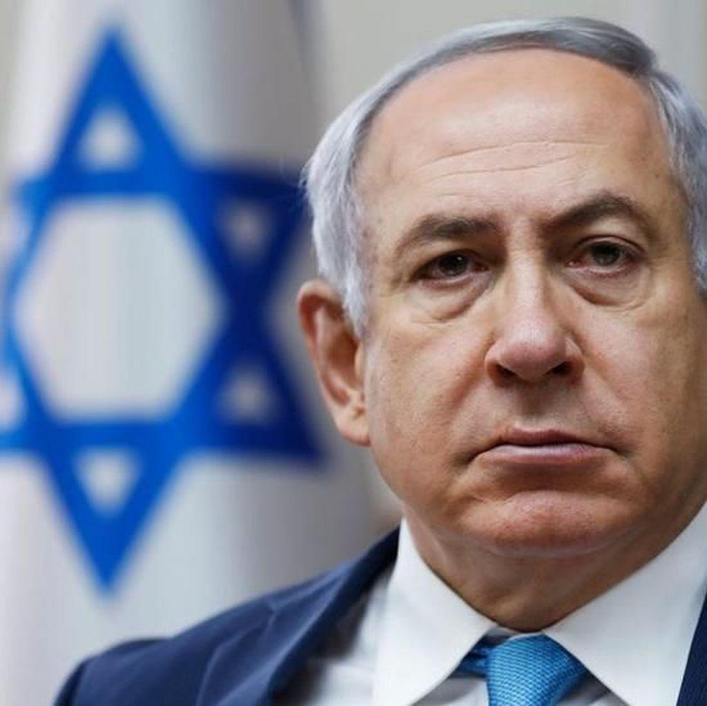 Tentang Bungker Rahasia yang Jadi Tempat Rapat Kaibnet PM Israel