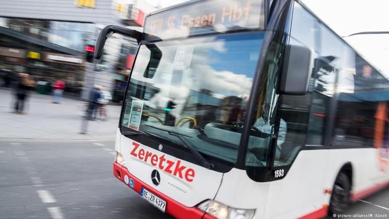 Kurangi Polusi Udara, Jerman Akan Gratiskan Transportasi