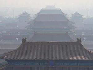 Begini Pekatnya Asap di Negara dengan Polusi Udara Paling Mematikan