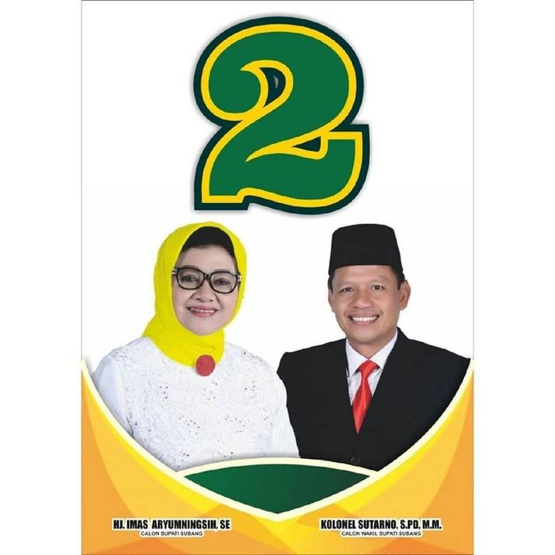 Bupati Subang yang Kena OTT KPK Maju Lagi di Pilbup 2018