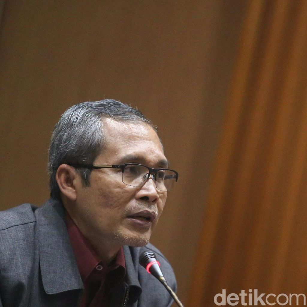 KPK Bela Deputi Soal Bertemu TGB: Yang Dilarang Itu Ketemu Tersangka