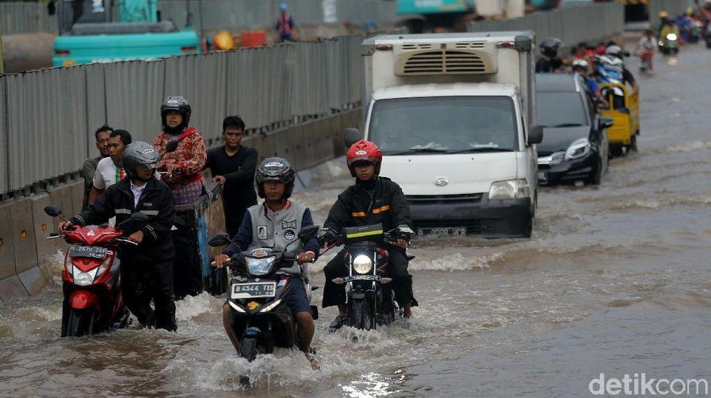Banjir Jadi Alasan Ibu Kota Harus Pindah dari Jakarta