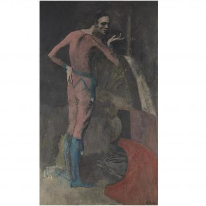 Lukisan The Actor Pablo Picasso Diperebutkan Museum dan Pengusaha Jerman