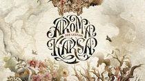 Novel Aroma Karsa Sempat Dipangkas hingga 3000 Kata