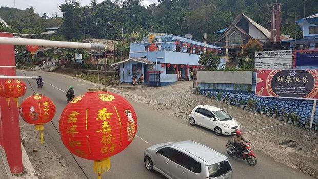 Warga Tionghoa di Papua Menyambut Imlek