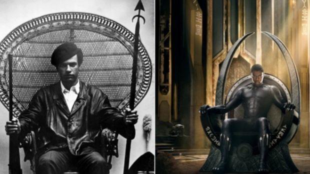 'Black Panther', Superhero yang Lahir di Tengah Intrik Politik