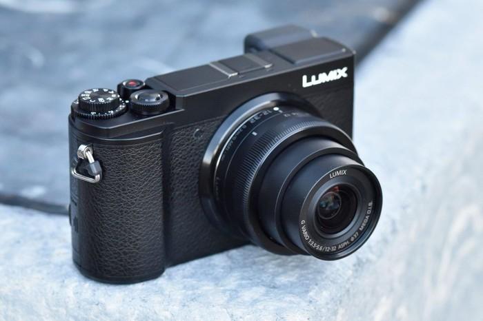 Lumix GX9. Foto: Panasonic